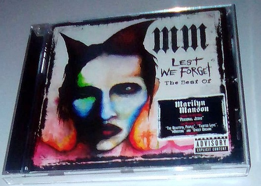 Marilyn Manson - Lest we forget | The Best of