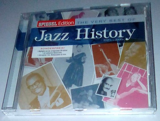 Jazz History by Spiegel Edition